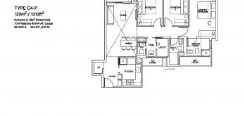 ki-residences-floor-plan-3-bedroom-yard-utility-C4