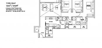 ki-residences-floor-plan-3-bedroom-yard-utility-C6